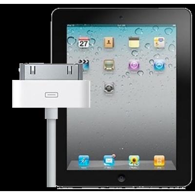 Замена порта зарядки iPad 2