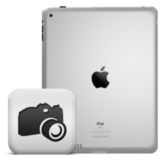 Ремонт основной (задней) камеры iPad 2