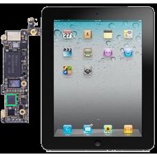 Замена материнской платы iPad 2