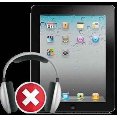 Замена разъема наушников iPad 2