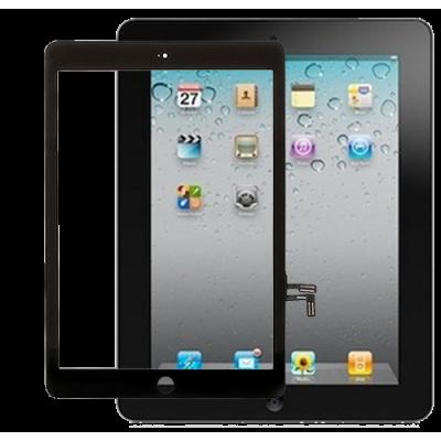 Замена сенсорного стекла iPad 2