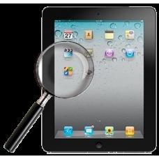Диагностика iPad 3
