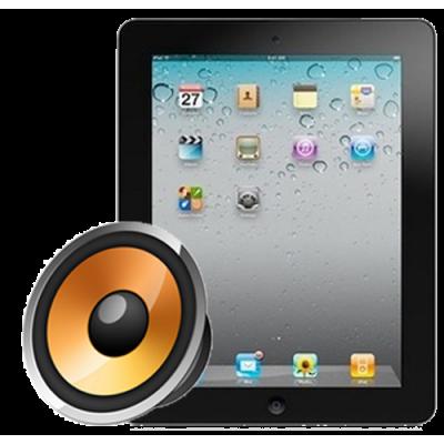 Ремонт слухового динамика iPad 3