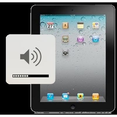 Ремонт кнопок громкости iPad 3