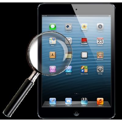 Диагностика iPad 4
