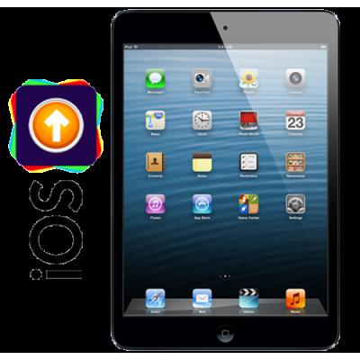 Обновление прошивки iPad 4