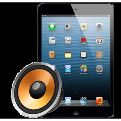 Ремонт разговорного динамика iPad 4