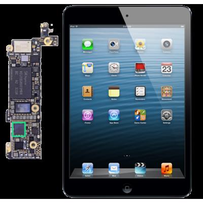 Замена материнской платы iPad 4