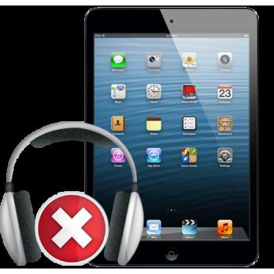 Замена разъема наушников iPad 4