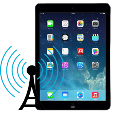 Ремонт модема iPad Air