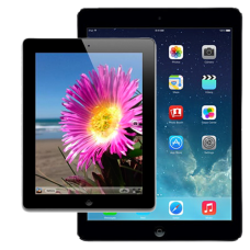 Замена сенсорного стекла и дисплея iPad Air