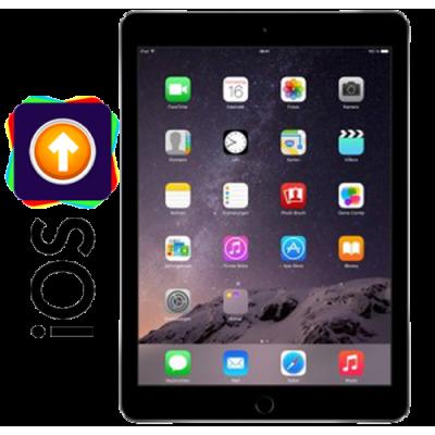 Обновление прошивки iPad Air 2