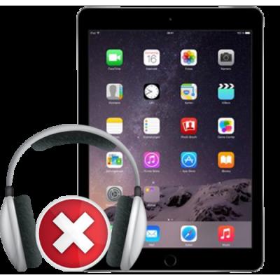 Замена разъема наушников iPad Air 2