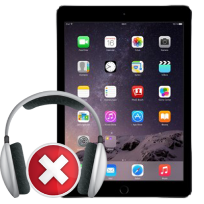 Замена разъема наушников iPad mini 3