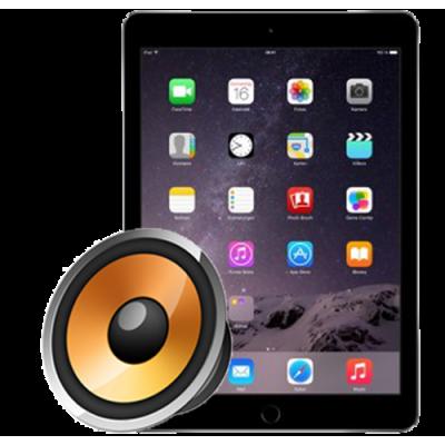 Ремонт слухового динамика iPad mini