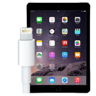 Замена порта зарядки iPad mini