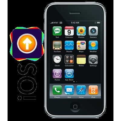 Обновление прошивки iPhone 3G