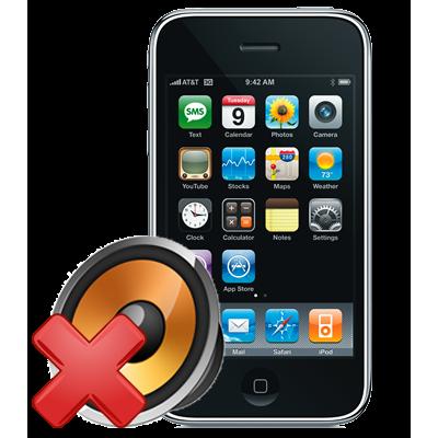 Ремонт аудиокодека iPhone 3G