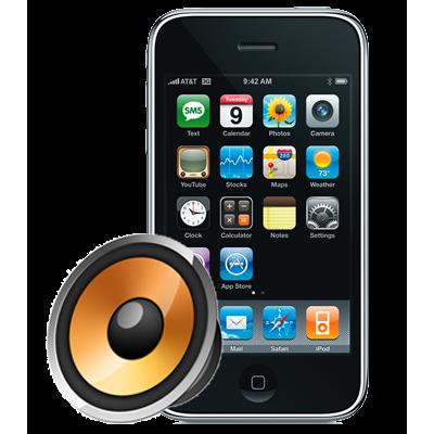 Ремонт разговорного динамика iPhone 3G