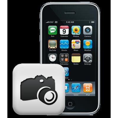 Ремонт фронтальной (передней) камеры iPhone 3G