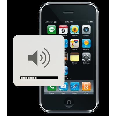 Ремонт кнопок громкости iPhone 3G