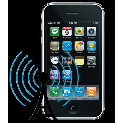 Ремонт модема iPhone 3G
