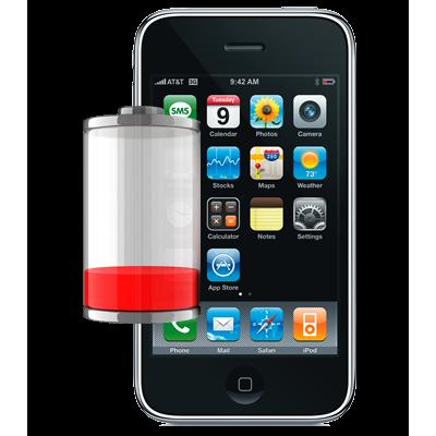 Замена аккумулятора iPhone 3G