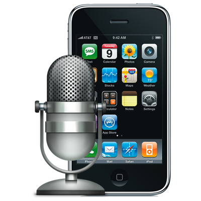 Замена микрофона iPhone 3G