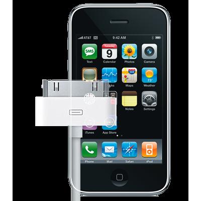 Замена порта зарядки iPhone 3G
