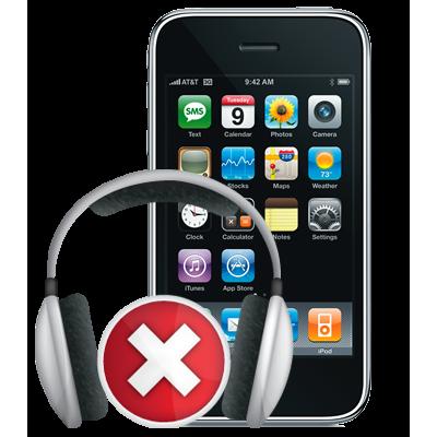 Замена разъема наушников iPhone 3G