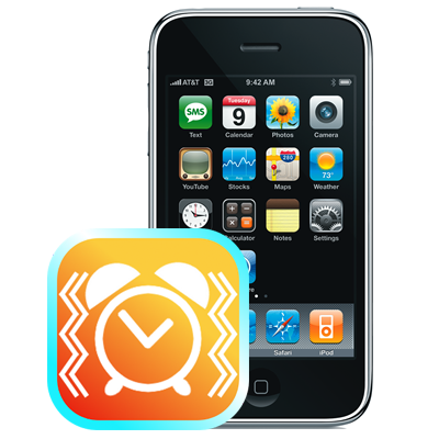Замена вибромотора iPhone 3G