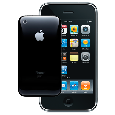 Замена корпуса (задней крышки) iPhone 3G