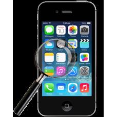 Диагностика iPhone 4
