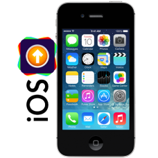 Обновление прошивки iPhone 4