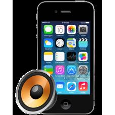 Ремонт слухового динамика iPhone 4
