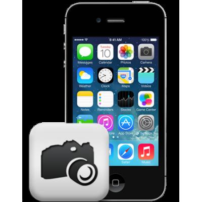 Ремонт фронтальной (передней) камеры iPhone 4