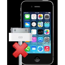 Замена порта зарядки iPhone 4