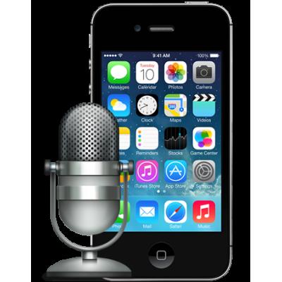 Замена микрофона iPhone 4