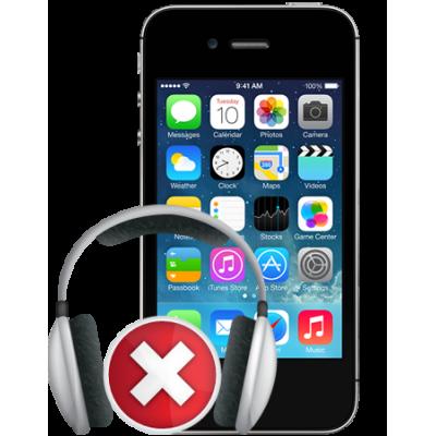 Замена разъема наушников iPhone 4