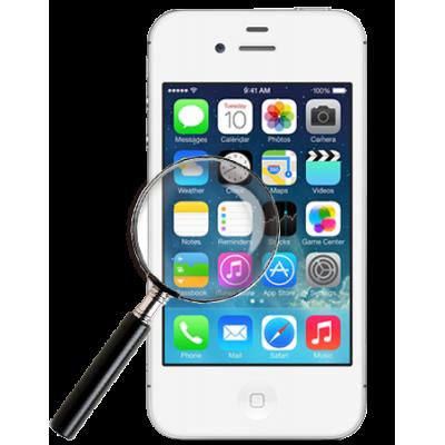 Диагностика iPhone 4S