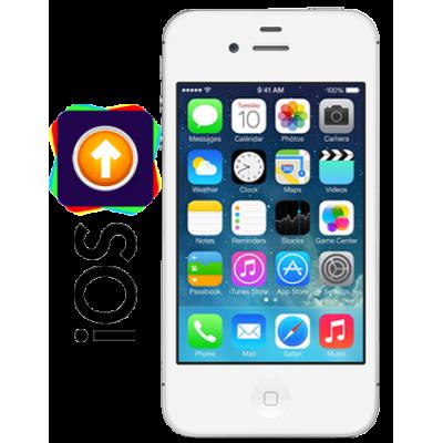 Обновление прошивки iPhone 4S