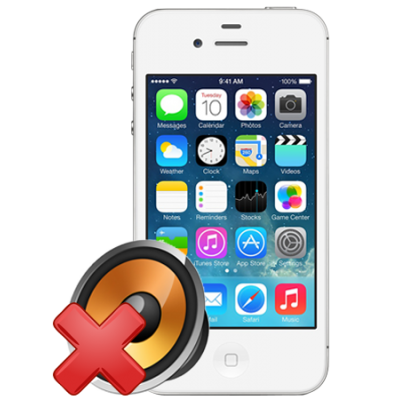 Ремонт аудиокодека iPhone 4S