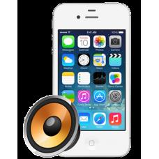 Ремонт слухового динамика iPhone 4S