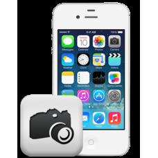 Ремонт основной (задней) камеры iPhone 4S