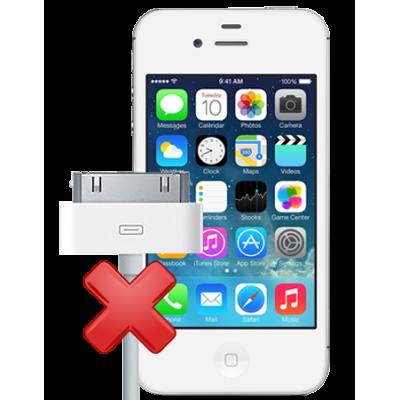 Замена порта зарядки iPhone 4S