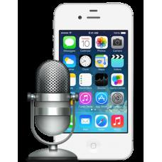 Замена микрофона iPhone 4S