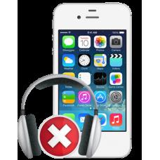 Замена разъема наушников iPhone 4S