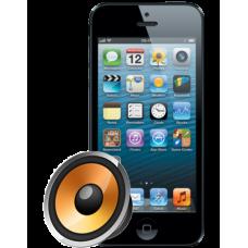 Ремонт слухового динамика iPhone 5