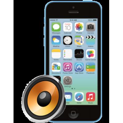 Ремонт слухового динамика iPhone 5C