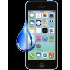 Ремонт и восстановление iPhone 5C после контакта с водой